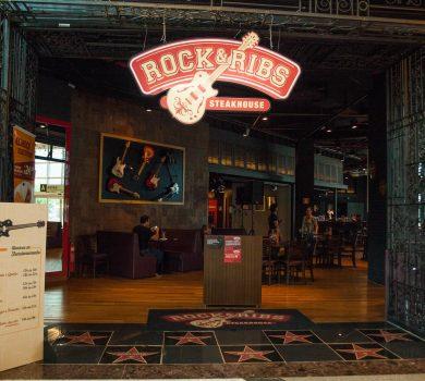 Rock & Ribs, restaurante inspirado no rock'n roll, inaugura no Bosque dos Ipês