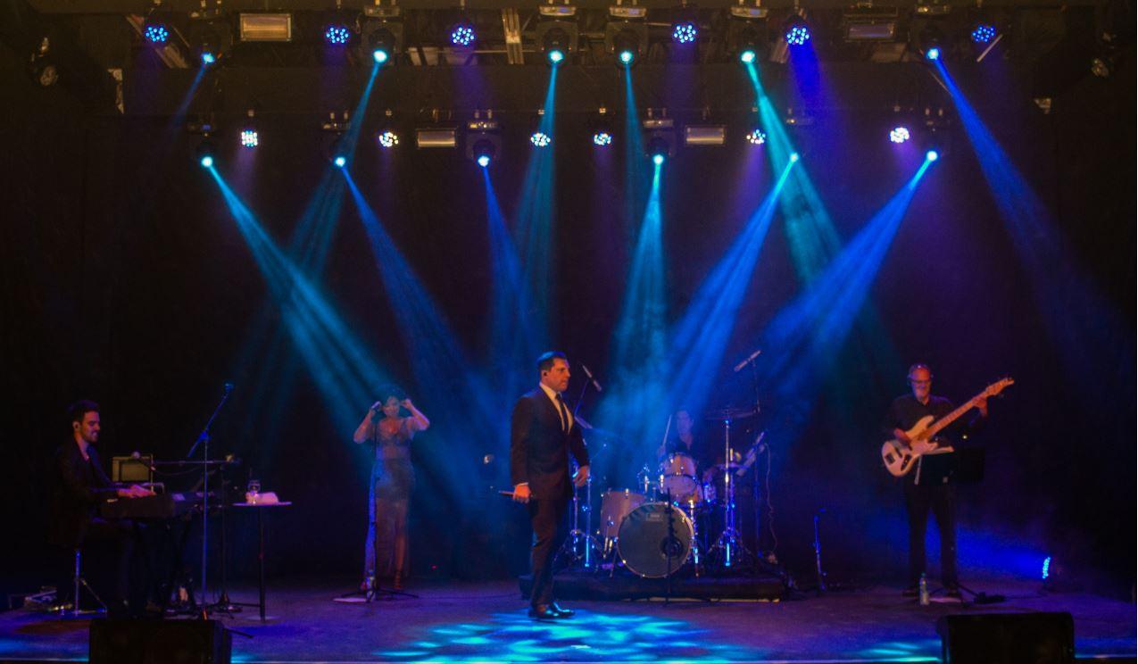 Bosque Expo é inaugurado com show de Daniel Boaventura em Campo Grande