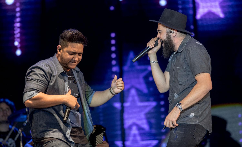 Bosque Expo terá Shapeless e Henrique & Juliano em um mesmo show no dia 28 de setembro