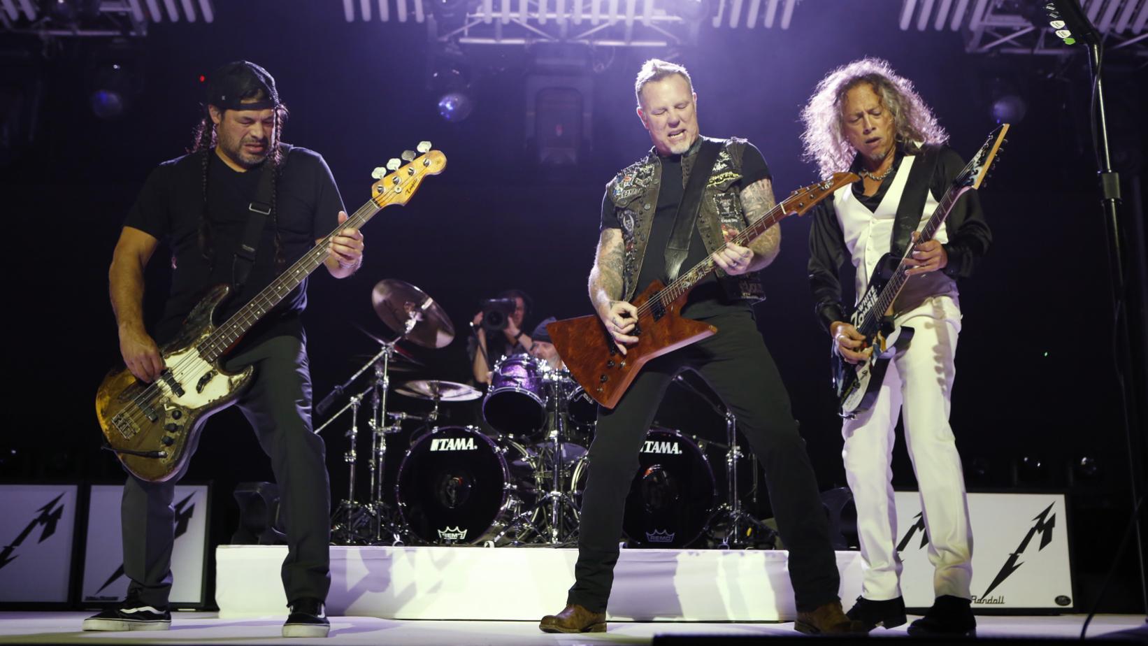 Show do Metallica é destaque nas telonas da UCI Cinemas