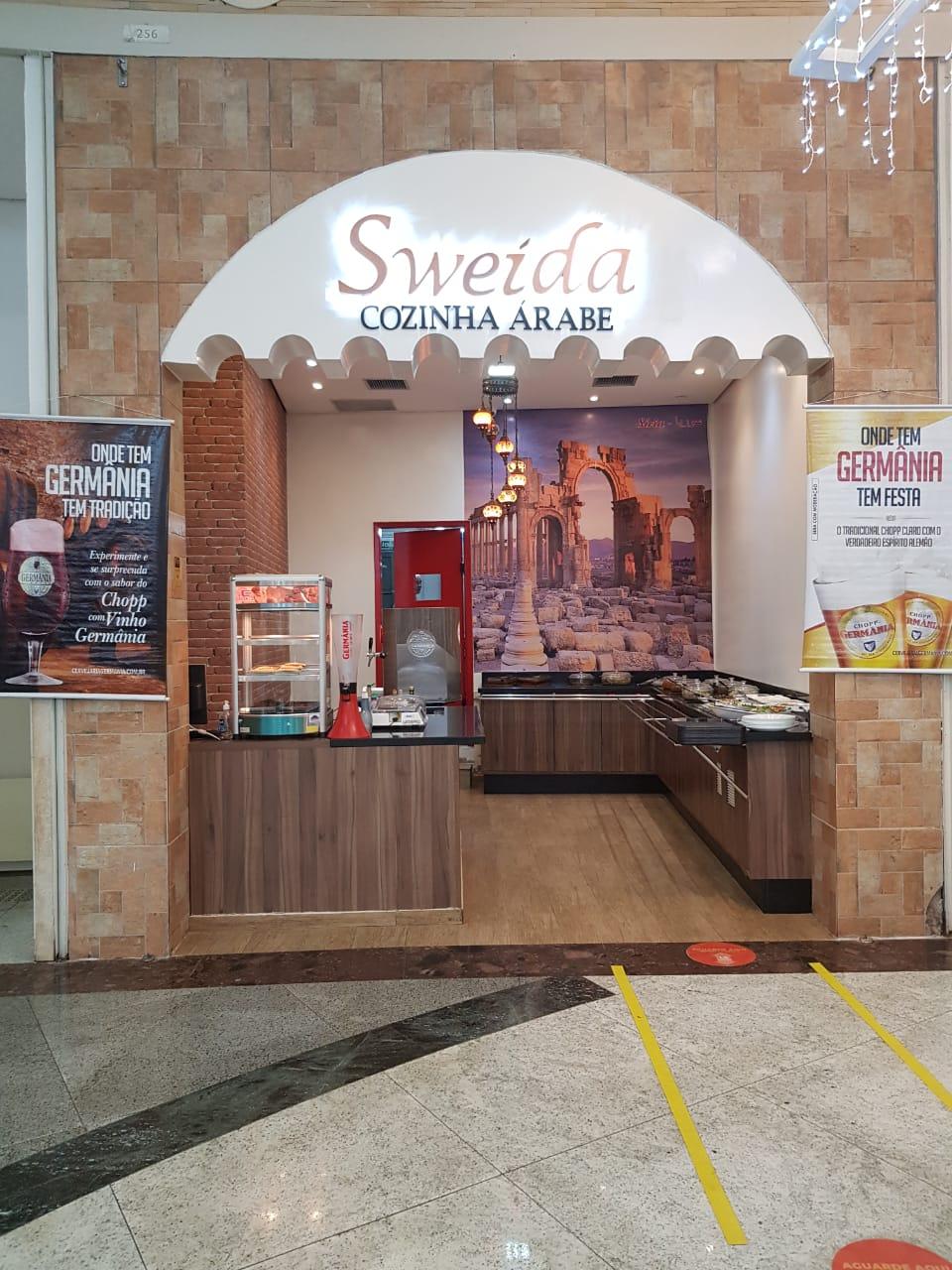 Sweida Cozinha Árabe